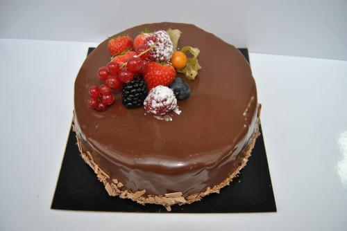 Biscuit chocolade