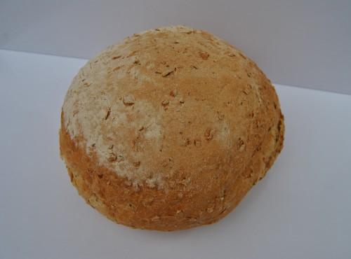 Groot rond boerenbrood