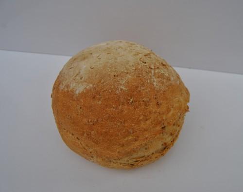 Klein rond boerenbrood