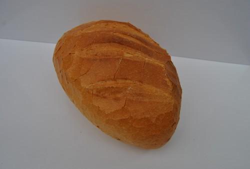 Klein wit galet