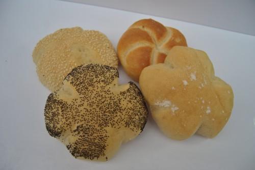 Koningsbroodjes hard / zacht