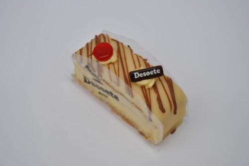 Biscuit crème au beurre met marsepein